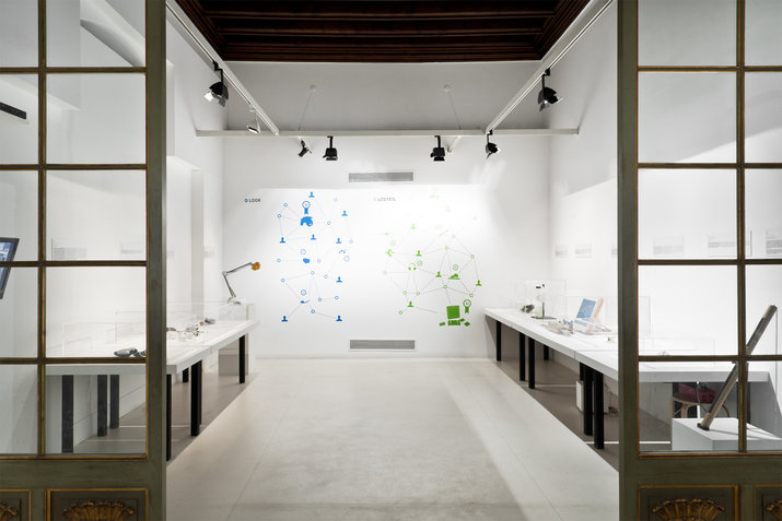 Systems design eindhoven school dhub exhibition by lo for Eindhoven design school