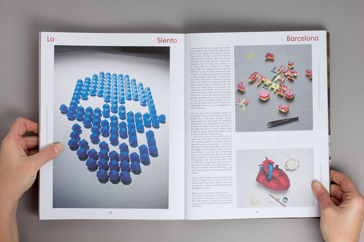 Elephant magazine UK (Talks & Interviews) by Lo Siento Studio, Barcelona