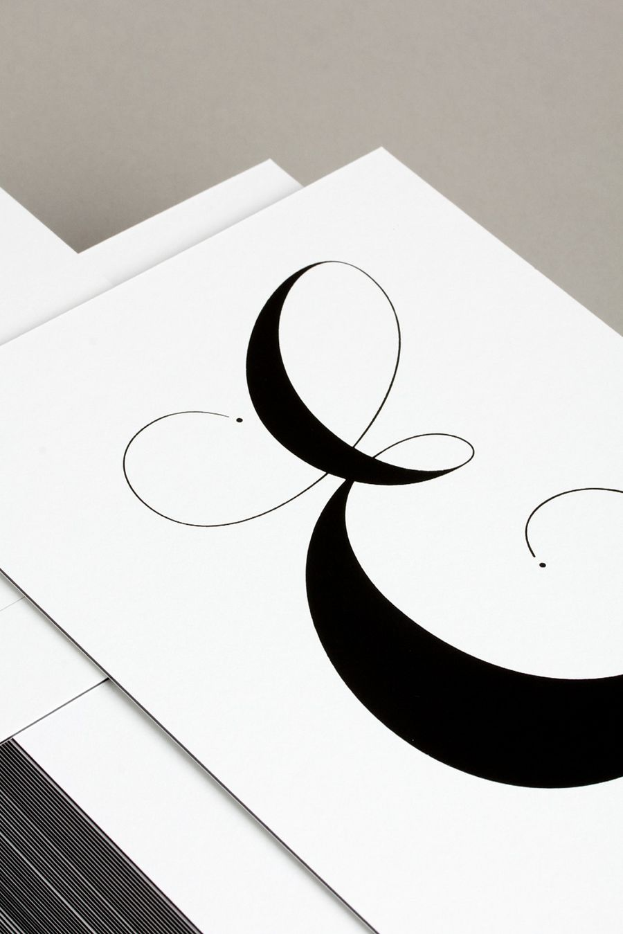 Wedding invite (Print) by Lo Siento Studio, Barcelona