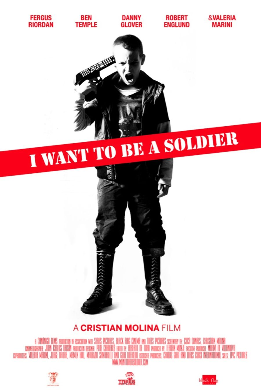 I want to be a soldier (Print) by Lo Siento Studio, Barcelona