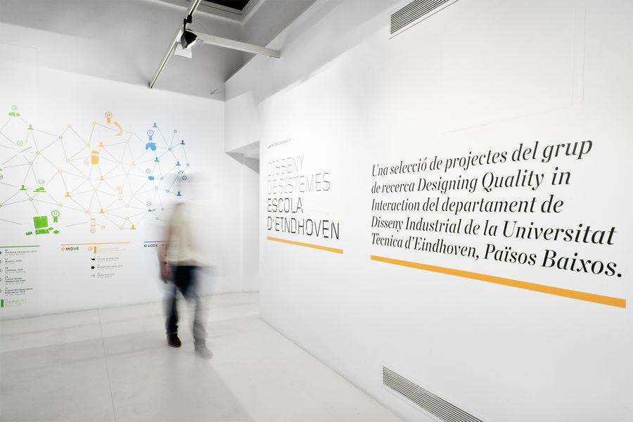 Systems Design Eindhoven School | Dhub Exhibition (Exhibitions, Editorial) by Lo Siento Studio, Barcelona